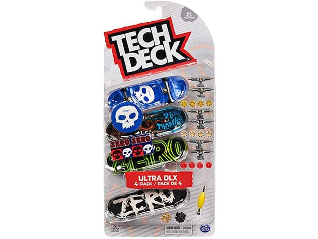 Tech Deck Pack 4 Bizak 6192 3610