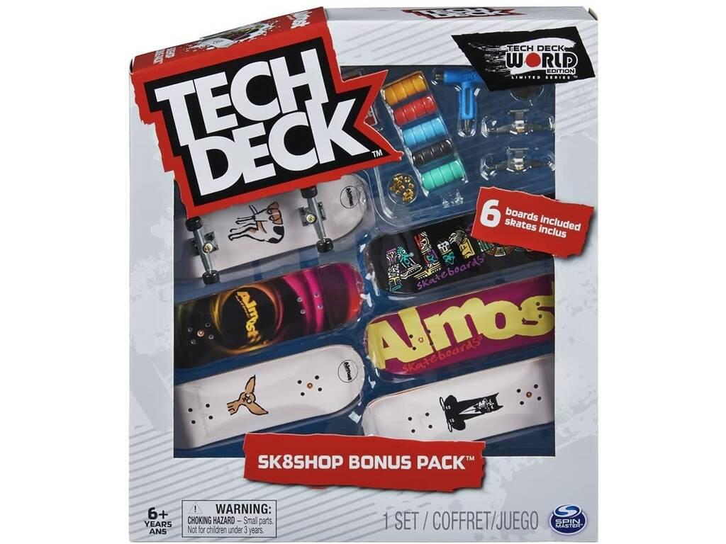 Tech Deck Sk8 Shop