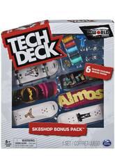 Tech Deck Sk8 Shop Bizak 6192 9495