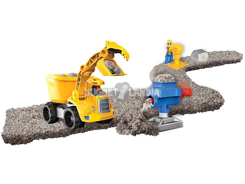 Kinetic Sand Rock Playset Triturador