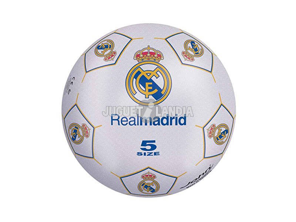 Balon 230 mm. Real Madrid. Simba 50931