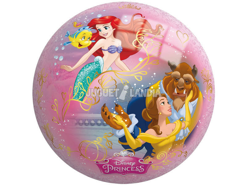 Princesas Disney Bola 23 cm. Smoby 50953