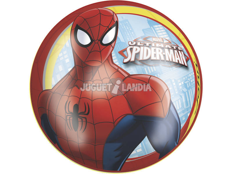 Spider-Man Mini Pelota 14 cm. Simba 50906