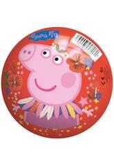 Pelota 14 cm. Peppa Pig Smoby 50024