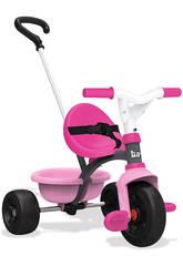 Triciclo Be Move Rosa