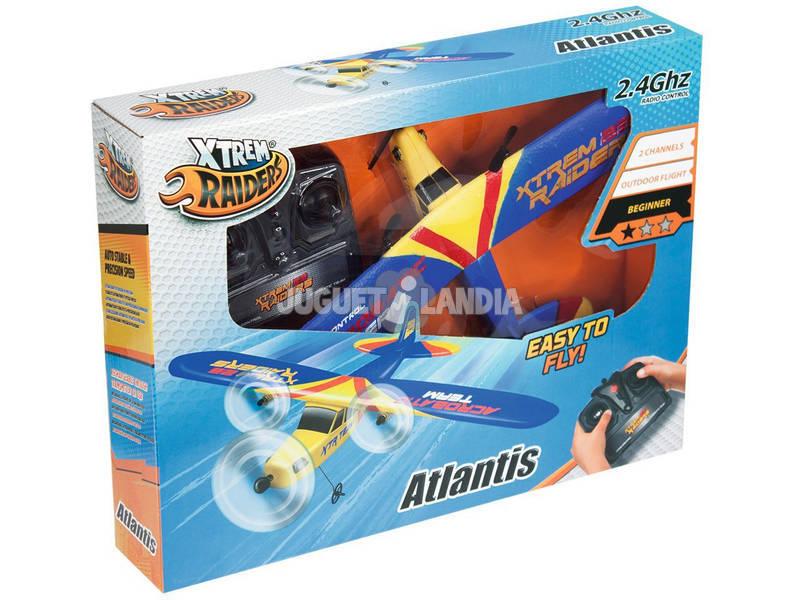 Radio Control Avion Atlantis