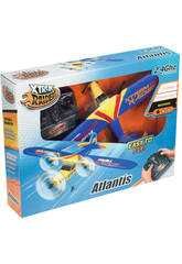 Veicolo telecomandato Aereo Atlantis Xtrem Raiders
