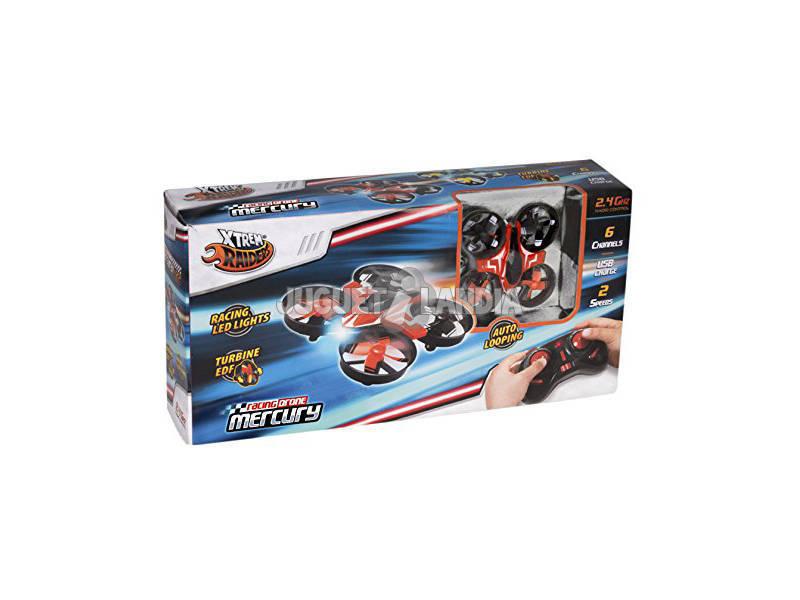 Rádio Controlo Mercury Racing Drone World Brands XT280739