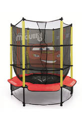 Trampoline Enfant Cars Injusa 20805