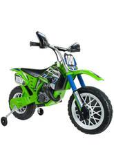 Moto a Batteria Kawasaki 6v Injusa 6775