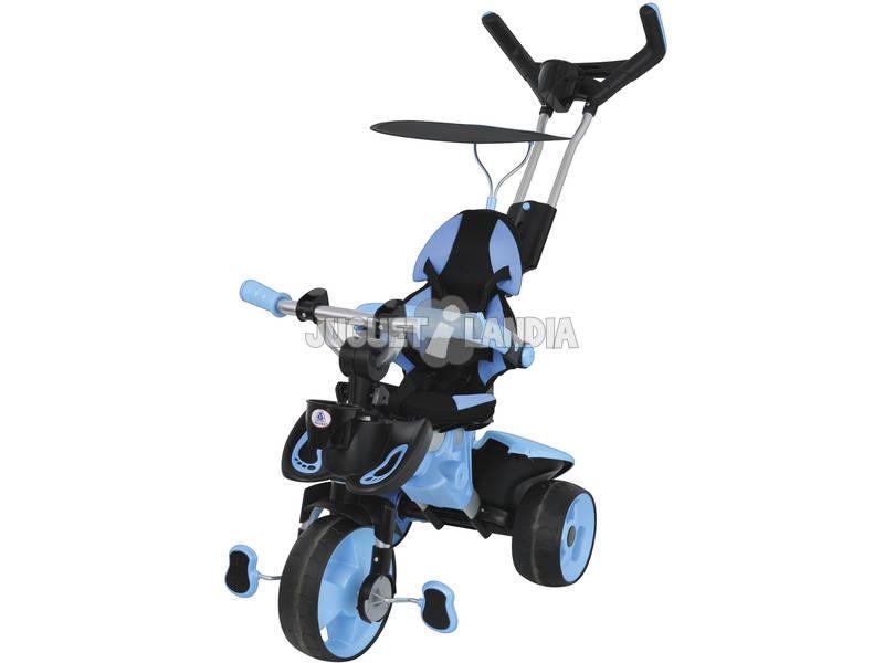 Triciclo City Blue Injusa 3261