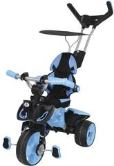 Triciclo City Blu Injusa 3261