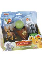La Garde du Roi Lion Playset avec Figure