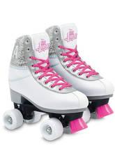 Soy Luna Ambar Patines Roller (Talla 32/33) Giochi Preziosi YLU58100