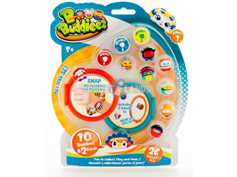 Bbuddieez 10 Figuras com 2 Pulseiras 15005
