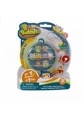 Bbuddieez Storage Ball con 3 Figure