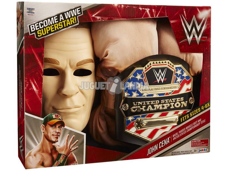 WWE Disfarce Deluxe