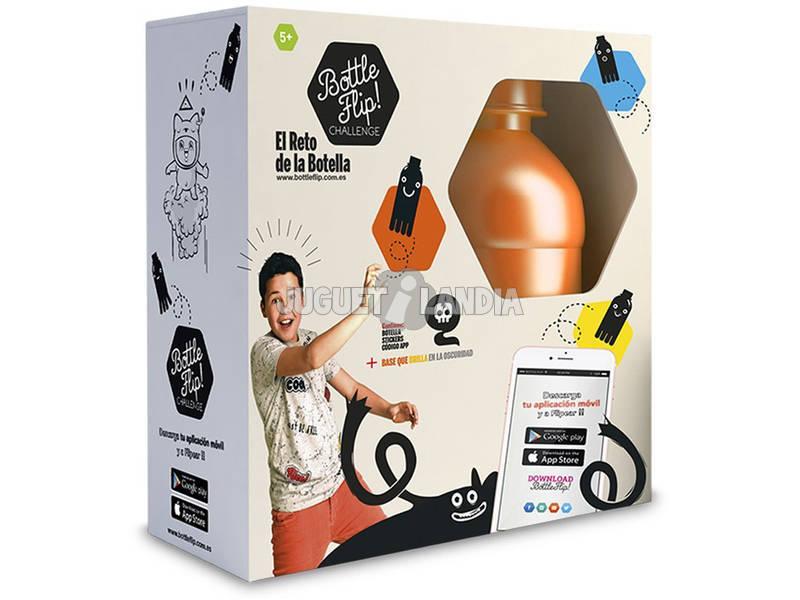 O Desafio da Garrafa Bottle Flip Challenge Toy Partner 20010