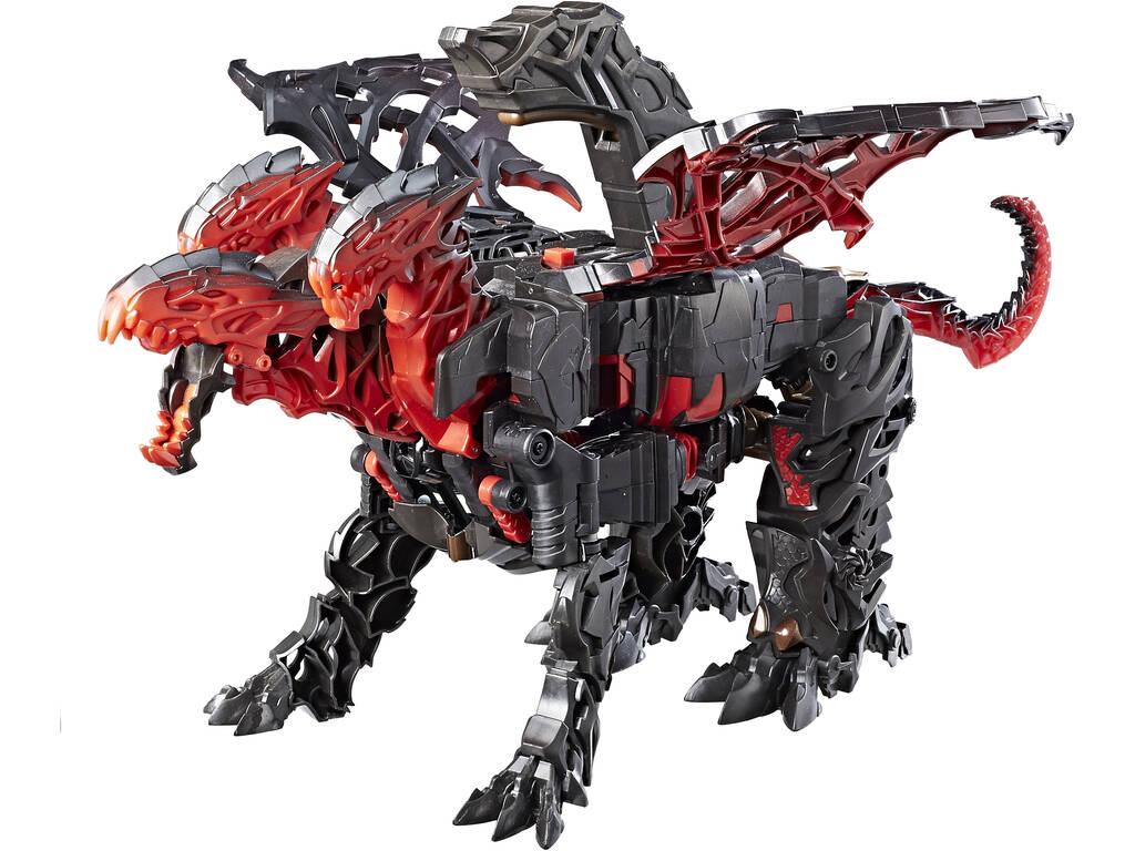 Figura Turbo Change 27cm Dragonstorm Transformers 5 Hasbro c0934