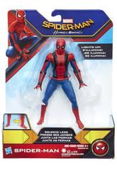 Spiderman Web City lancia reti 15 cm.