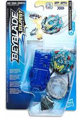 Beyblade Toupie avec Lanceur Hasbro B9486