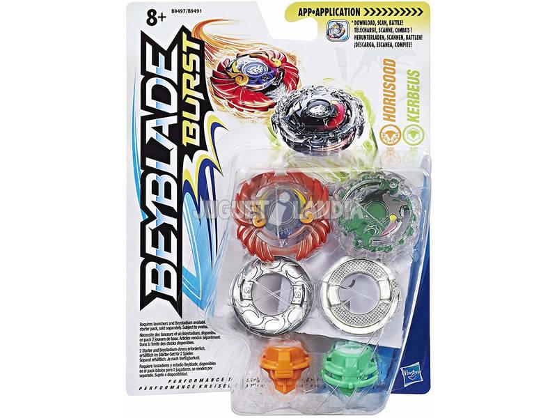 Beyblade Pack Batalha Para 2