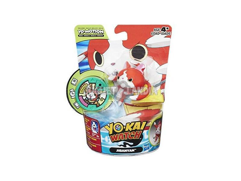 Figura Yokai Watch con Medalla Yo-Motion Hasbro C0463