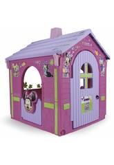 Casita Jardín Minnie Mouse Injusa 20339