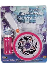 imagen Super Ventilador Burbujas