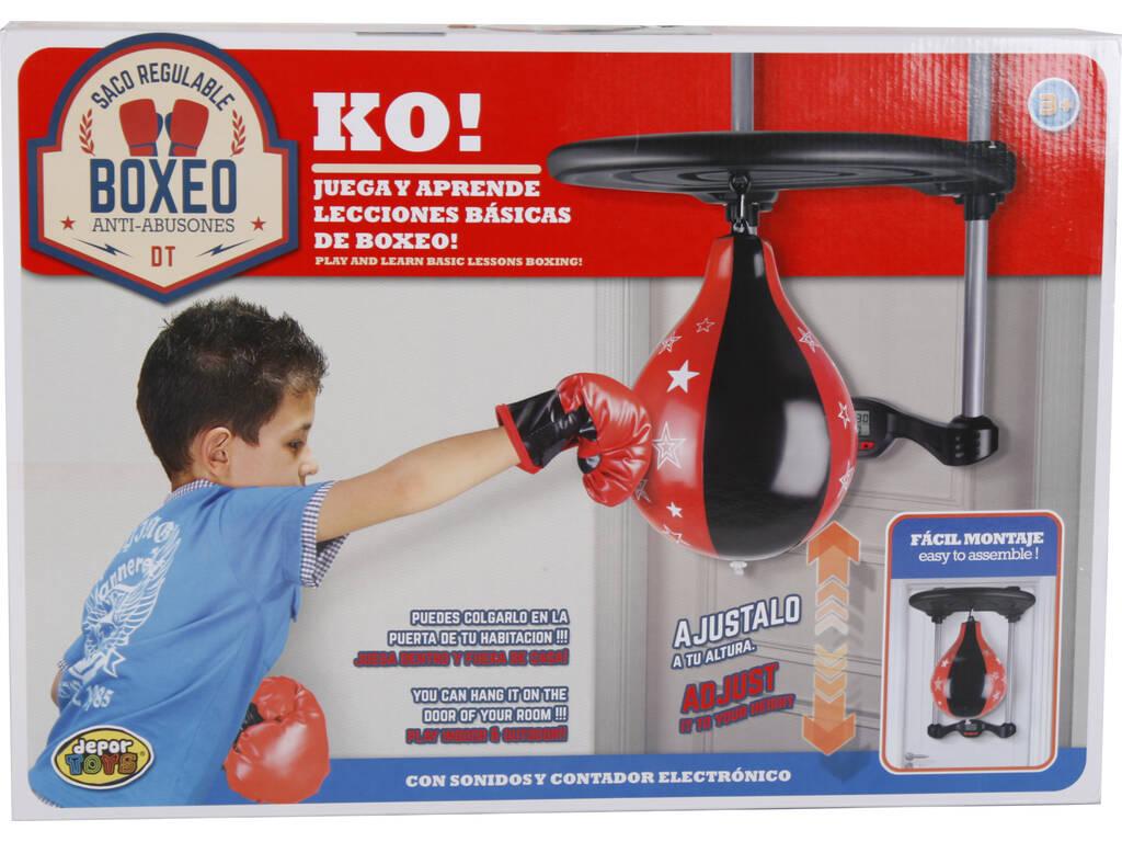 Punching Ball Boxeo Regulable en Altura
