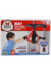 Punching Ball Boxe Ajustable en Hauteur