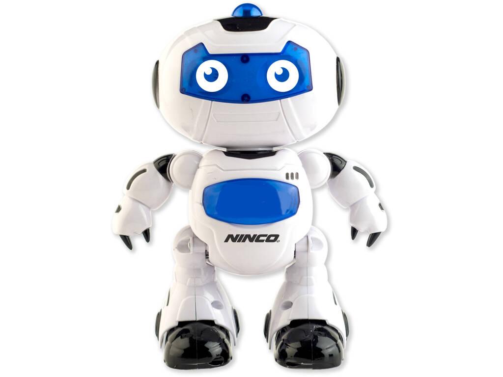 Radio Control Robot Nbots Glob Luzes e Sons 24x14x7cm NINCO NT10039