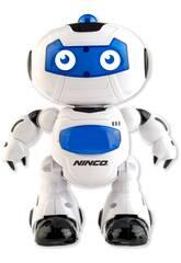 Funksteuerung Roboter Nbots Glob Lichter Und Geräusche 24x14x7cm NINCO NT10039