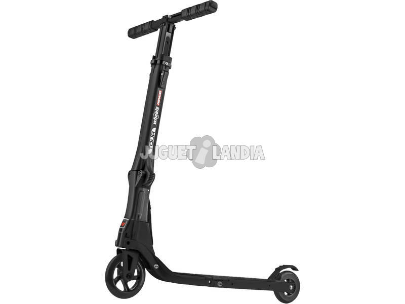 Patinete Scooter Tour Negro