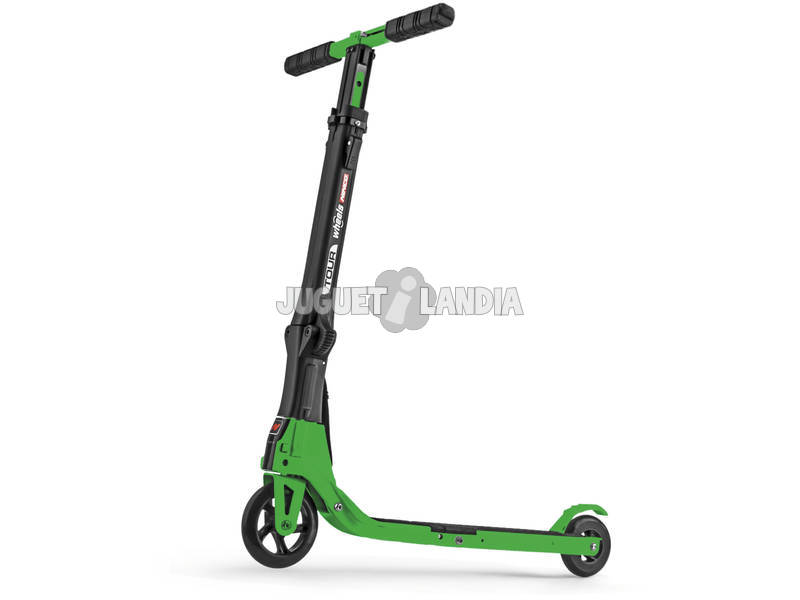 Patinete Scooter Tour Verde