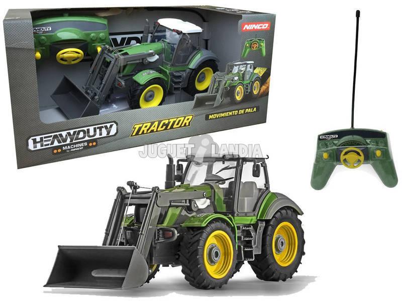Tractor Radio Control 28 cm.