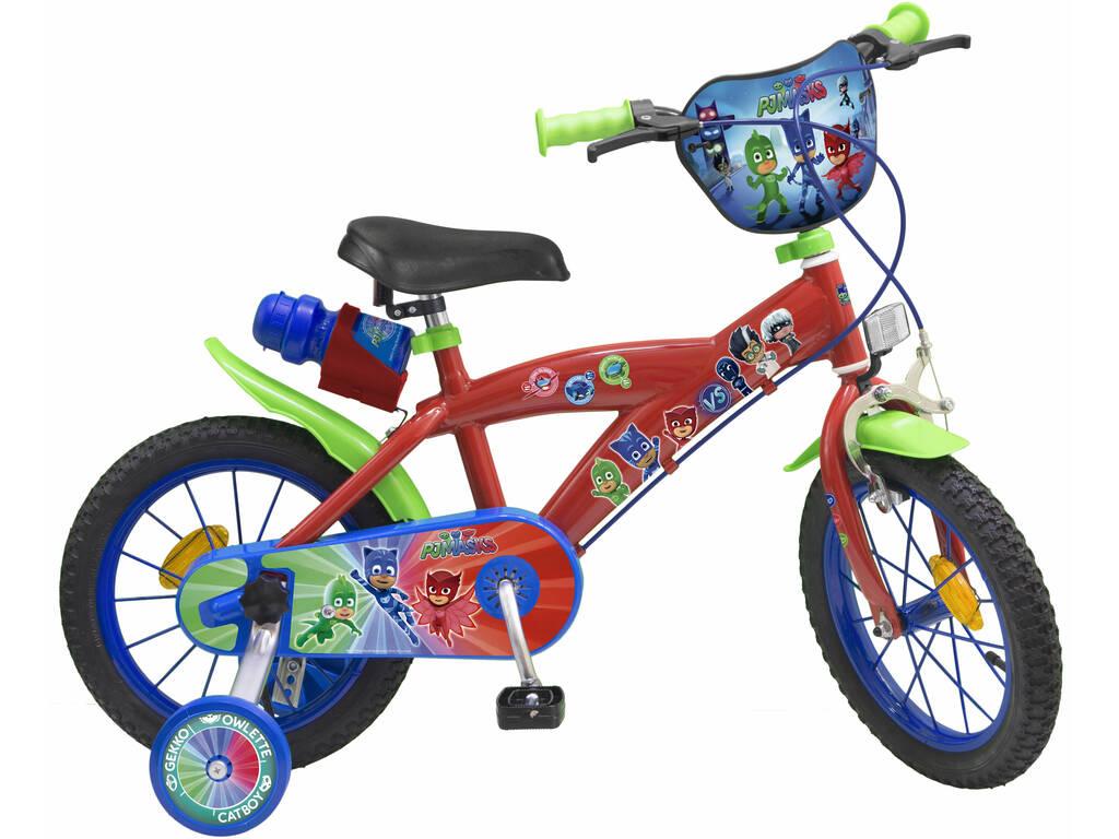 Bicicleta 14 PJ Masks Toimsa 1404