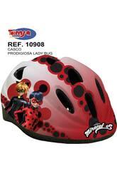 Casco Prodigiosa Ladybug Toimsa 10908