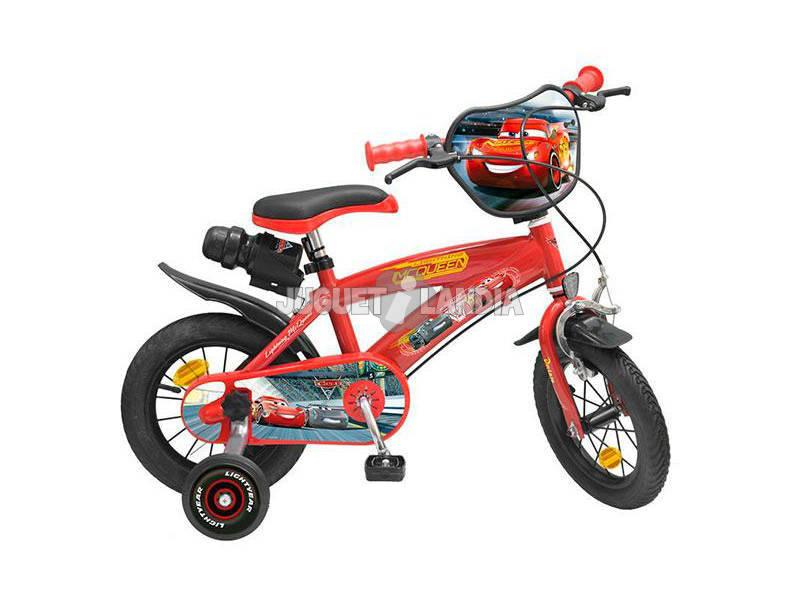 Bicicleta 16 Cars 3 Toimsa 748