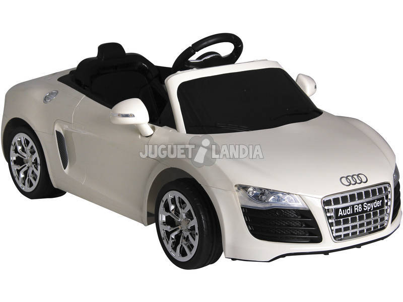 Audi R8 Speeder 12v. Rádio Controlo
