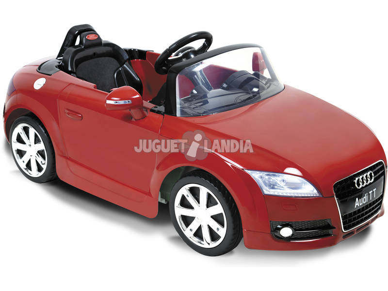 Audi TT Roadster 12v. Controle de rádio
