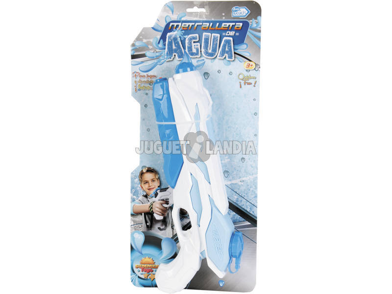 Lança Água Blaster Espacial 40 cm.