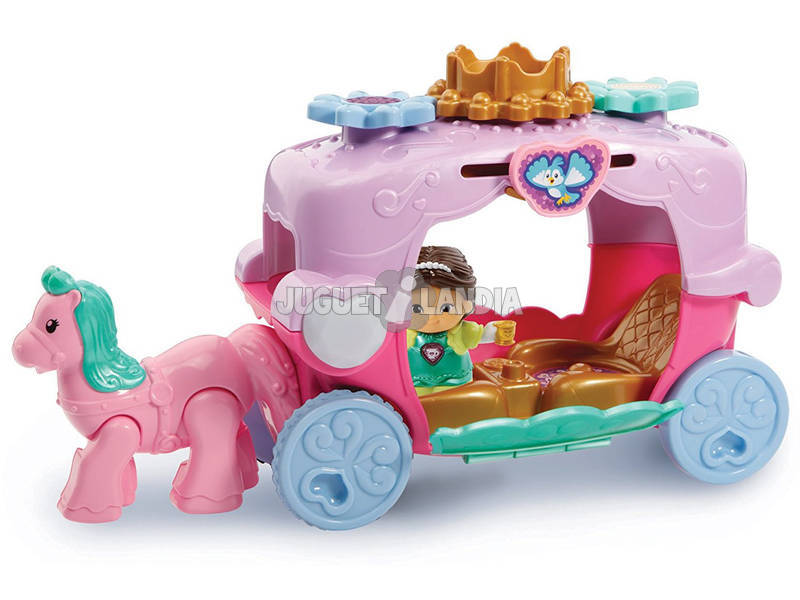 Tut Tut Princesa Alexia com Carriagem Real