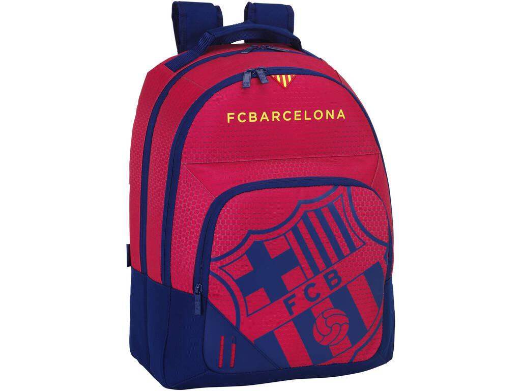 Mochila Day Pack Duplo F.C. Barcelona Oficial