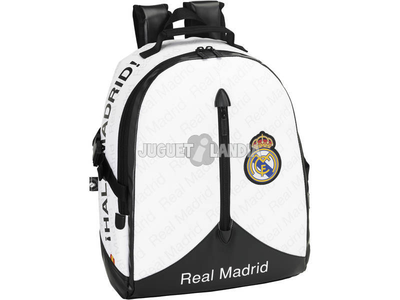 Mochila Day Pack Real Madrid Oficial