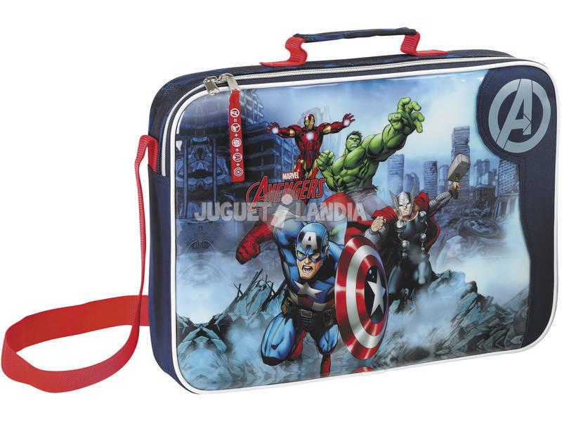 Bolsa Extraescolares Vingadores Marvel