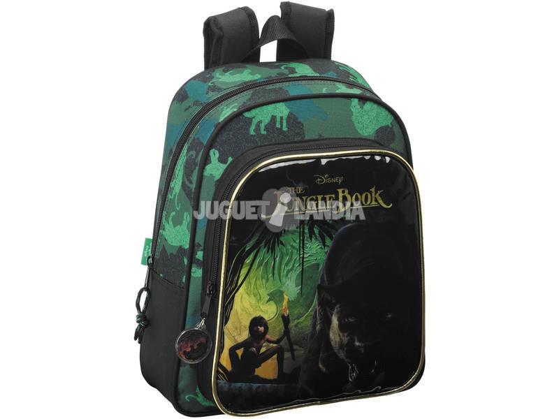 Mochila Day Pack Infantil Livro da Selva