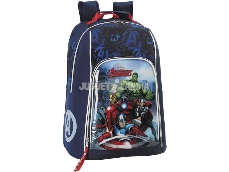 Mochila Day Pack Vingadores Marvel