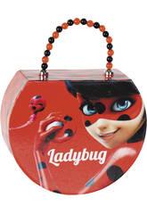 Portagioie Borsetta Ladybug Miraculous 15,5x13x6 cm
