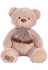 Peluche Ours Milu 120 cm Llopis